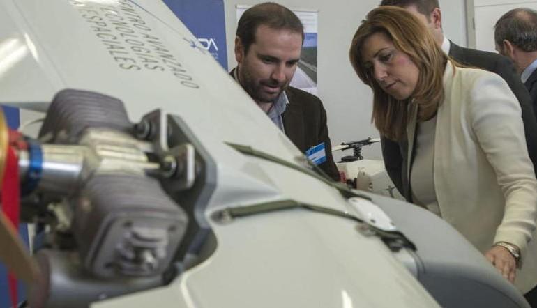 Fomento prohíbe el uso de drones civiles con fines comerciales en toda España