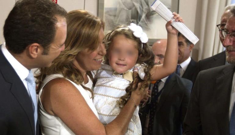 El marido de Susana Díaz era tutor de los cursos de formación que investiga la UDEF