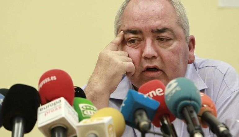 El «desgraciado» extesorero de UGT Andalucía