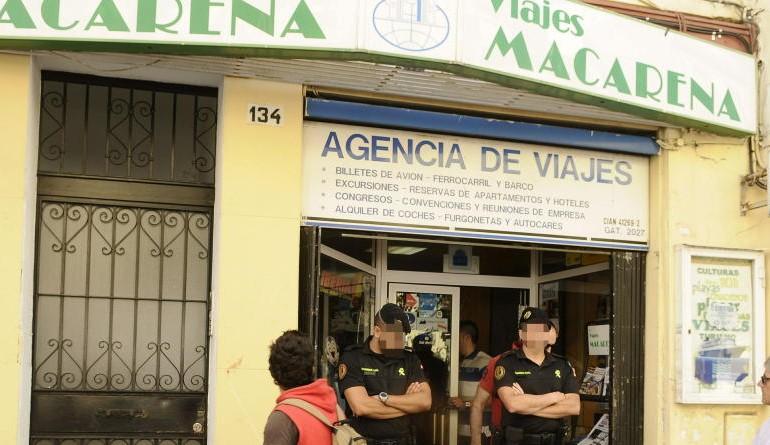 La Guardia Civil detiene al extesorero de UGT-A por el fraude de la formación