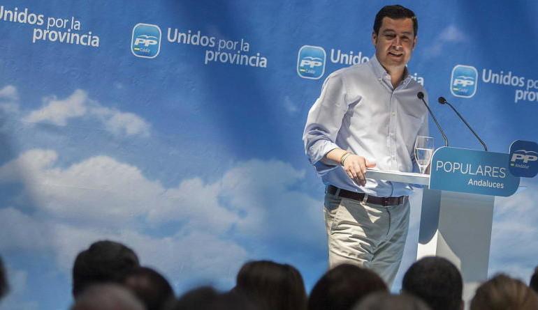 """Un optimista PP andaluz cree superado el efecto Susana Díaz: """"Hay partido"""""""