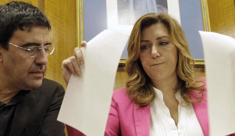 Susana Díaz busca colocar a un 'número 2' andaluz en Ferraz: Mario Jiménez, favorito