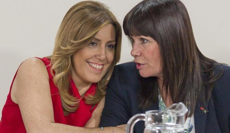Navarro será la nueva presidenta del PSOE y compatibilizará el cargo en Andalucía