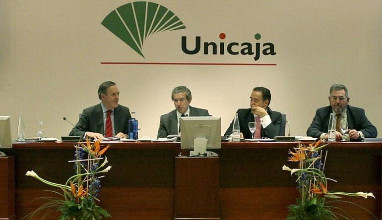 El responsable de auditar las cuentas de Unicaja, procesado por malversación