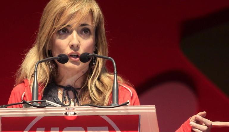 """La secretaria general de UGT-A se puso """"a las órdenes"""" de Pastrana y Fernández Sevilla"""