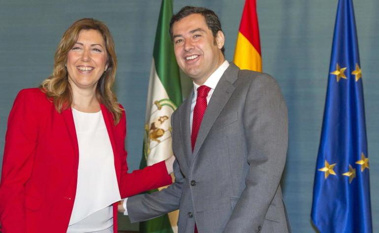 El PP-A se vuelca en captar y recoger votos en la llamada Andalucía profunda