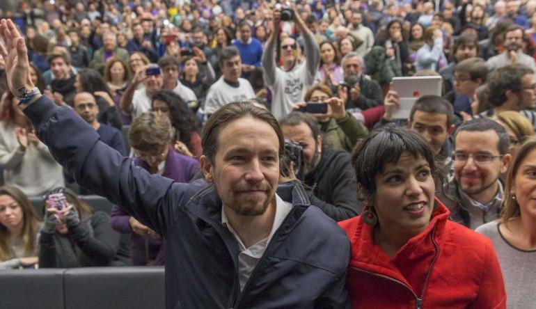 "Iglesias acusa a Díaz de llamar a Canal Sur para cancelar la entrevista ""al coletas"""