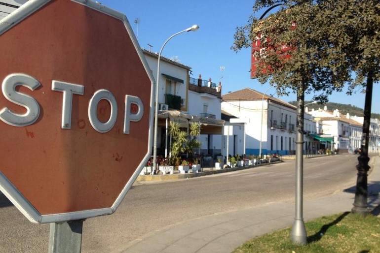 El Pedroso, el pueblo de los ERE… a su pesar: El de los chorizos, ¿no?