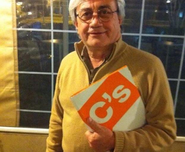 Ciudadanos echa de las listas a Juan de Dios Segura, condenado por la Audiencia Nacional