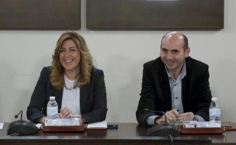 El 'número 3' de Susana Díaz, imputado por prevaricación por su piscina ilegal