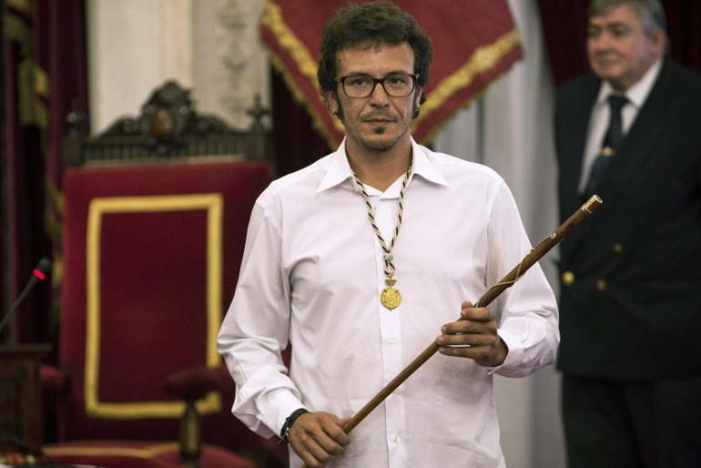 Andalucía, la Roja: 'Kichi' y Espadas capitanean la revuelta de la izquierda