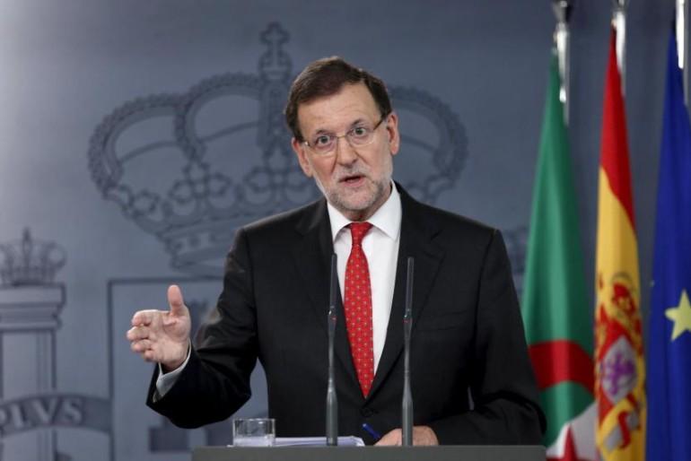 """Rajoy sobre los periodistas en Siria: """"haremos todo lo posible para traerlos sanos y salvos"""""""