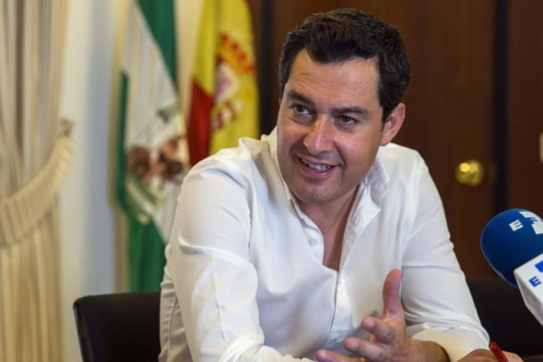 Arenas y Villalobos torpedean el 'Plan Renove' de Juanma Moreno en PP-A