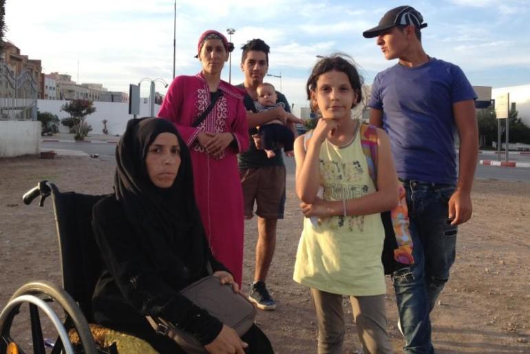 Crisis de los refugiados: «Necesitamos que nos ayuden, Marruecos no nos deja pasar a Europa»
