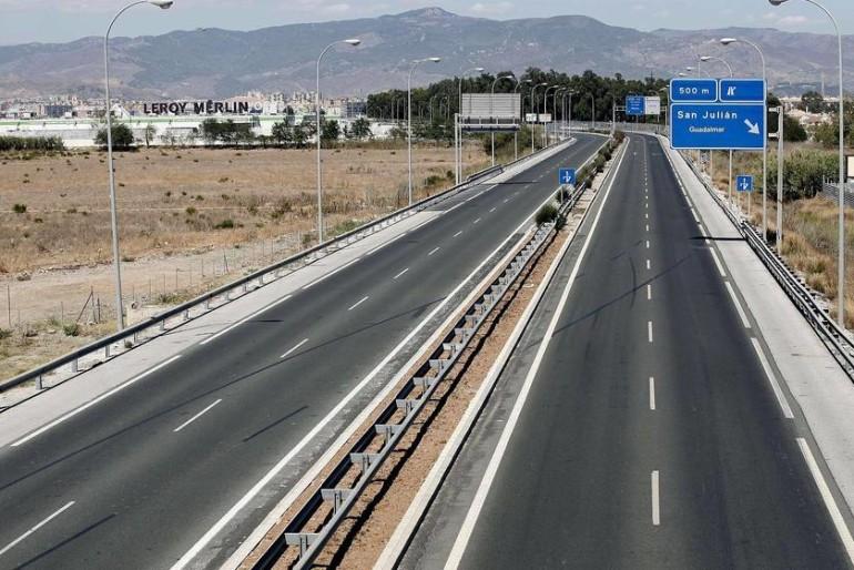 Sevilla-Málaga: hora y media por autovía