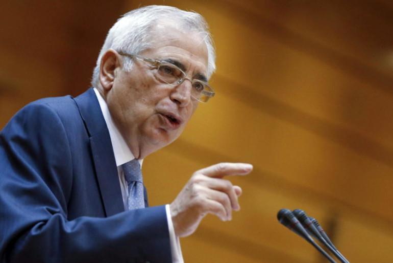 Perfil de Juan José Imbroda, alcalde-presidente de Melilla