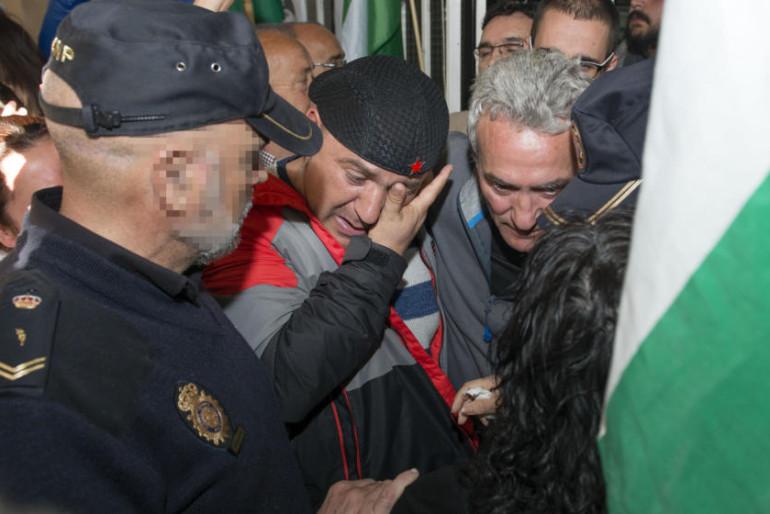 Ibarra, agredido por Andrés Bódalo, rompe su silencio