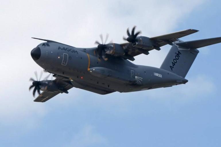 Las grietas del Airbus A-400M