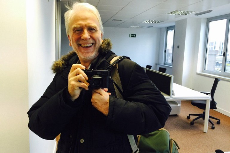 Fernando Múgica, el escuchador de historias