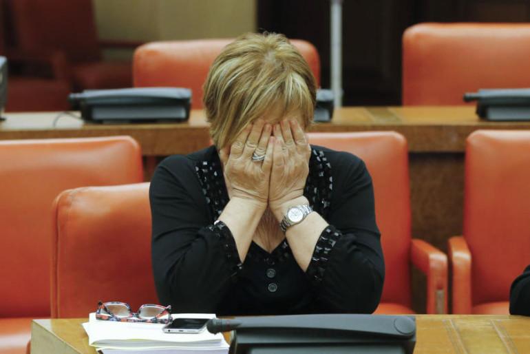 Estalla otra vez la guerra en el PP-A con las listas al Congreso en Málaga