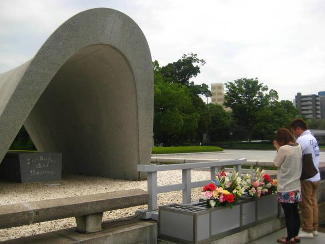 Mi experiencia en Hiroshima