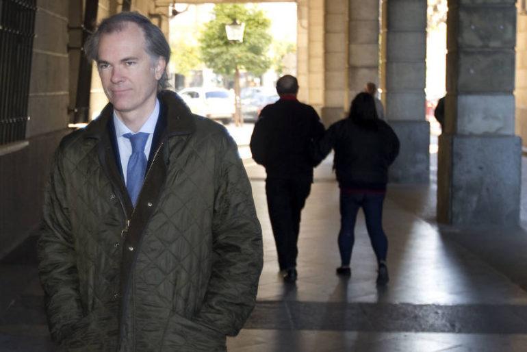 Álvaro Martín: un juez conservador contra Chaves y Griñán