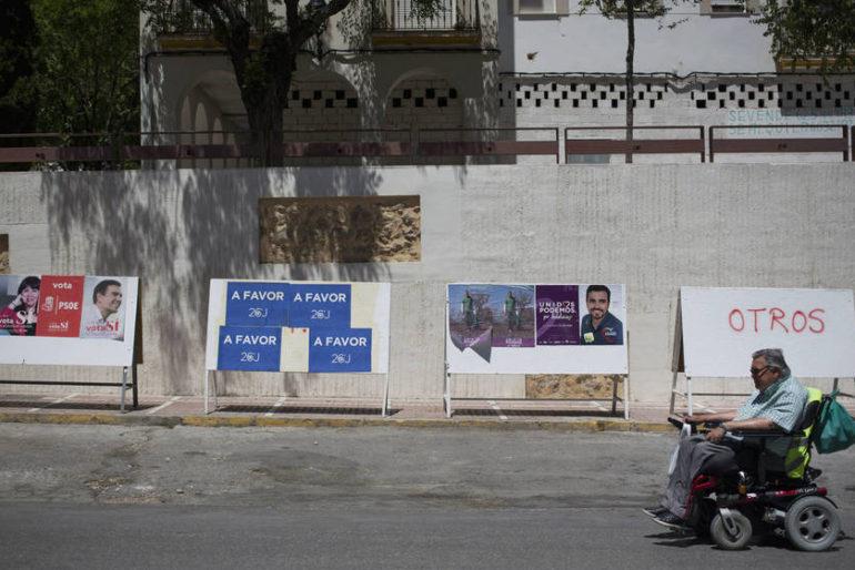 Viaje a Jódar, el pueblo de Bódalo que vota al PSOE…