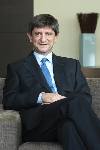 Sánchez del Villar, nuevo consejero delegado de Unicaja Banco