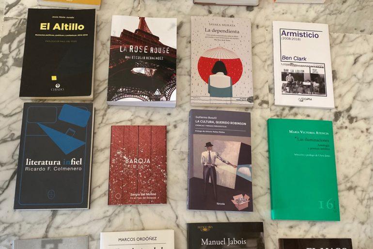 Mis libros favoritos de 2019